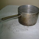 Steelpan 1,5L outdoor